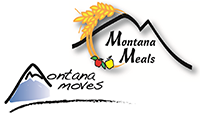 Montana Moves and Meals logo